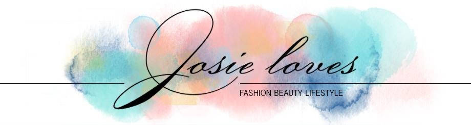 Josie Loves Fashion, Beauty & Lifestyle Blog