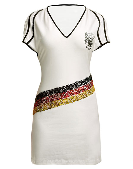 Football Loves Couture Mein Outfit F 252 R Die Fu 223 Ball Wm