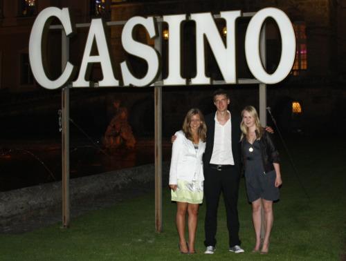 Casino Salzburg Dresscode