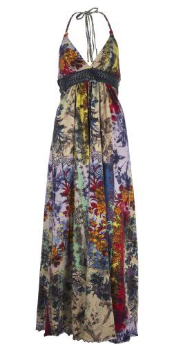 Kleid hippie schick