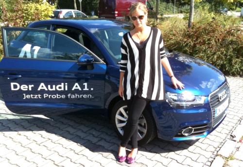 Test: Probefahrt mit dem neuen Audi A1