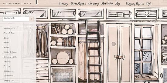 schumacher launcht online shop josie loves. Black Bedroom Furniture Sets. Home Design Ideas