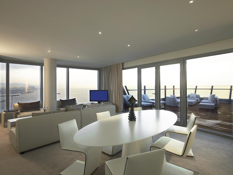 milli loves the w hotel barcelona teil 1 josie loves. Black Bedroom Furniture Sets. Home Design Ideas