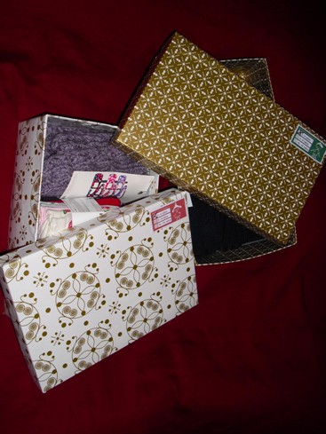 weihnachten im schuhkarton josie loves. Black Bedroom Furniture Sets. Home Design Ideas