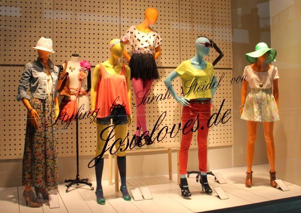 Mein H&M-Schaufenster In Berlin