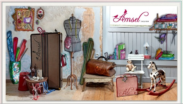 Amsel Fashion Online Shop