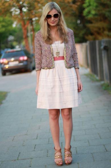 Beliebt Rosa kleid outfit – Modische Kleider beliebt in Deutschland PY37