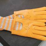 Gelbe Handschuhe von Noa Noa