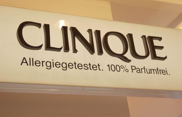 Der Clinique Counter im KaDeWe