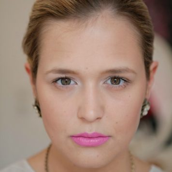 Beauty-Tutorial: Lippen in knalligem Pink