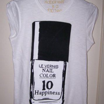 Chanel Le Vernis T-Shirt