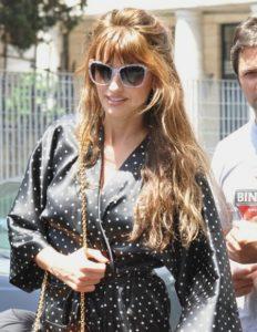 Penelope Cruz mit der Dolce & Gabbana Lace Sonnenbrille