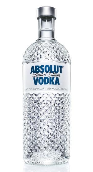 Absolut Vodka Absolut Glimmer