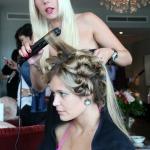 ghd Hairstyling im Soho House