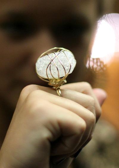 Mein neuer Ring von Gina Tricot - Josie Loves