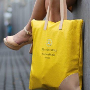 Die Mercedes-Benz Fashion Week Goodie Bag