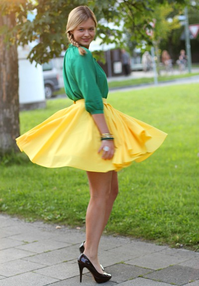 365 Tage, 365 Outfits: 1. August