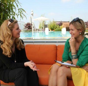 Diana Amft im Interview