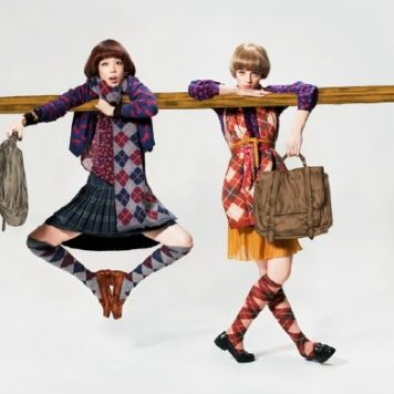 Monki Winter 2011/2012: Sweet Rebels
