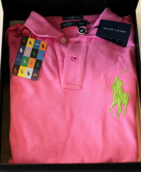 Ralph Lauren Design your own Polo