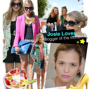 Blogger of the Month bei Two for Fashion