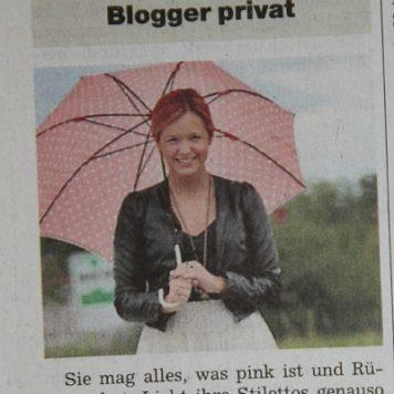 Josie loves in der Süddeutschen Zeitung