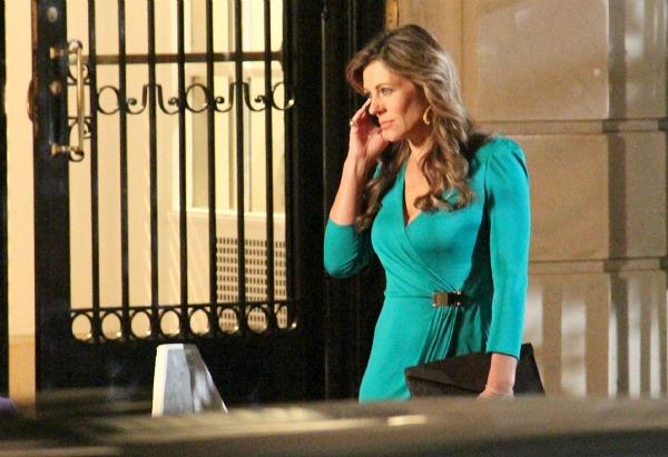 Liz Hurley bei Gossip Girl