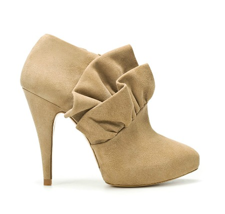 Ankle Boots bei Zara