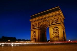 Auf dem Weg nach Paris