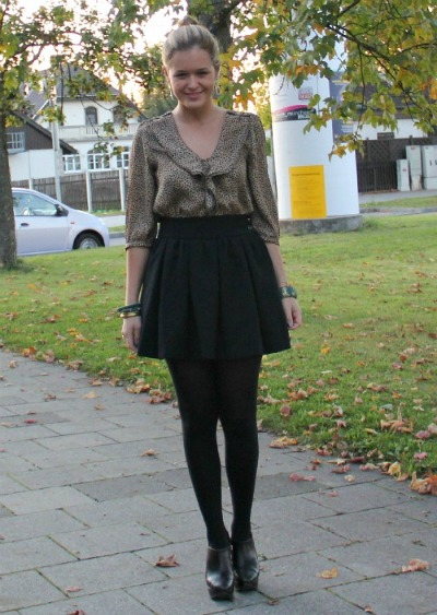 365 Tage, 365 Outfits: 14. Oktober 2011 - Tag 75
