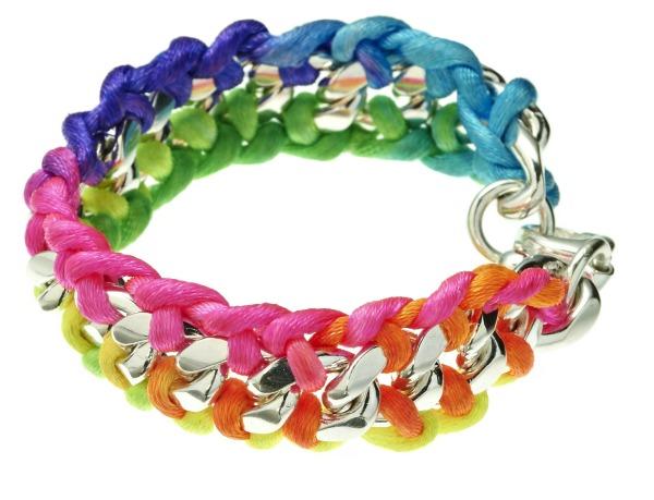 Armband in Neonfarben von VAIN