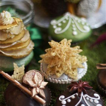 Eine süße Plätzchen-Alternative: Christmas Cupcakes