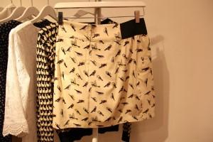 Im Showroom von H&M: Die Sommerkollektion 2012