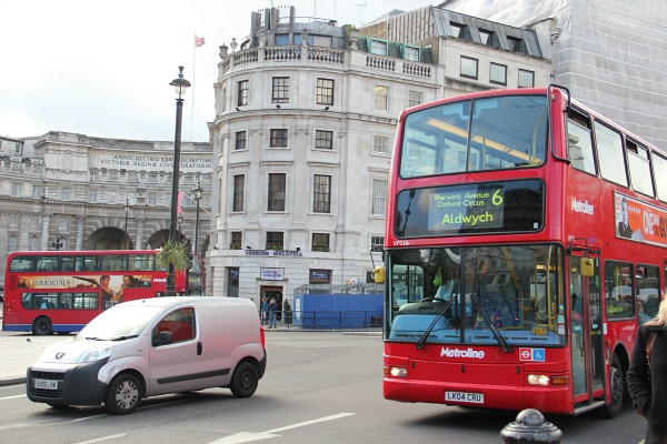 Ein paar Touri-Bilder von London