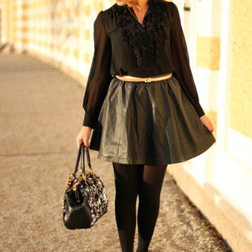 Black meets Gold