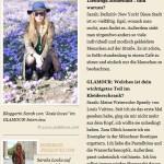Josie loves auf Glamour.de