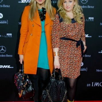 Fashion Week, Tag 1: Unsere Outfits