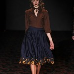 Fashion Week Berlin: Lena Hoschek Herbst/Winter 2012/2013