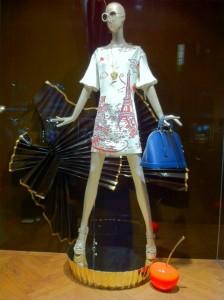 Ein Cupcake von Louis Vuitton