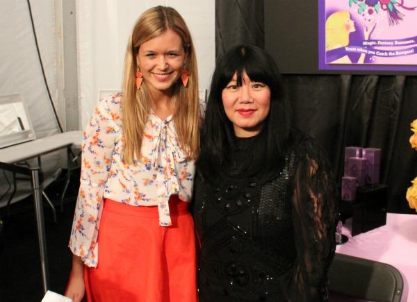Josie loves für CONLEY'S: Die New York Fashion Week