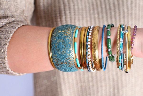 Josie loves .... Armbänder