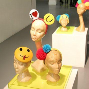 Im Showroom von ASOS: Die Accessoires im Sommer 2012