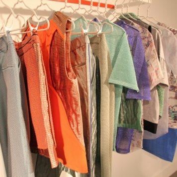 Im Londoner Showroom von ASOS: Die Sommerkollektionen 2012 von ASOS White, ASOS Black, ASOS Revive und ASOS Africa