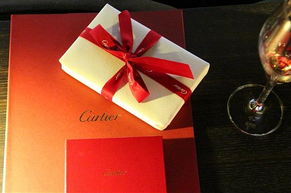 Mit Cartier im Kino