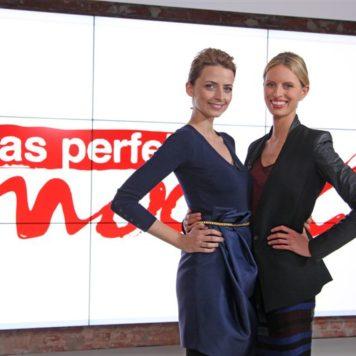 """Das perfekte Model"" mit Eva Padberg und Karolina Kurkova"