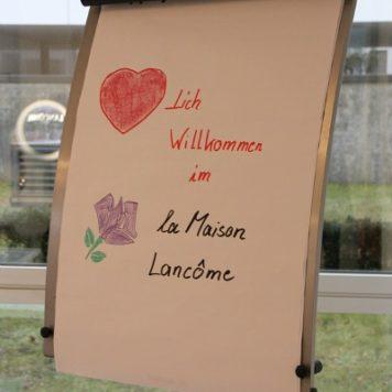 """Bei Lancôme in Düsseldorf: """"Rouge in Love"""" und """"Vernis in Love"""""""