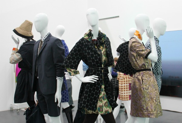 Die Marni for H&M Preview in München