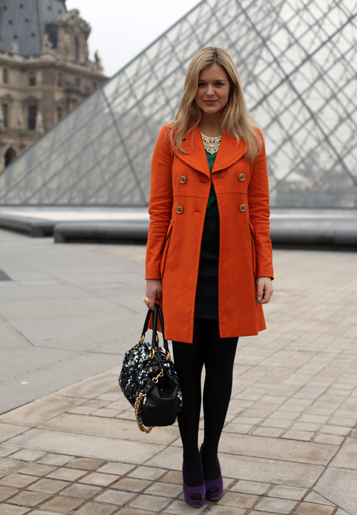 Paris Fashion Week: Tagesoutfit 3. März
