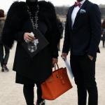 Paris Fashion Week: Streetstyles