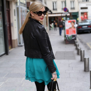Paris Fashion Week: Tagesoutfit 5. März